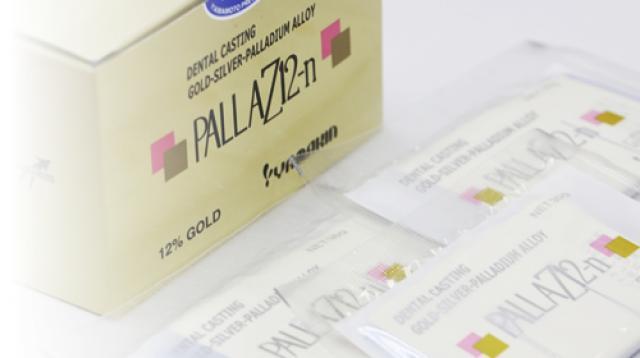 YAMAKIN(山本貴金属)の金パラ製品