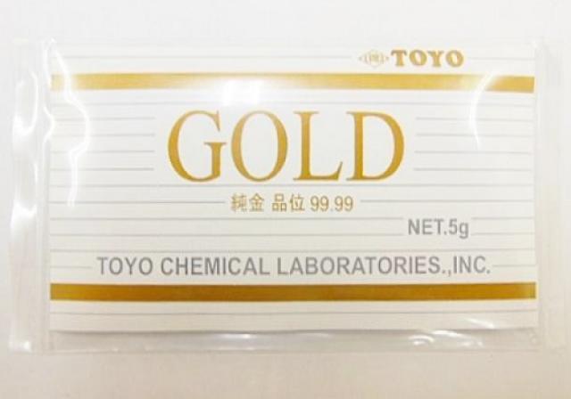 歯科用純金製品 GOLD