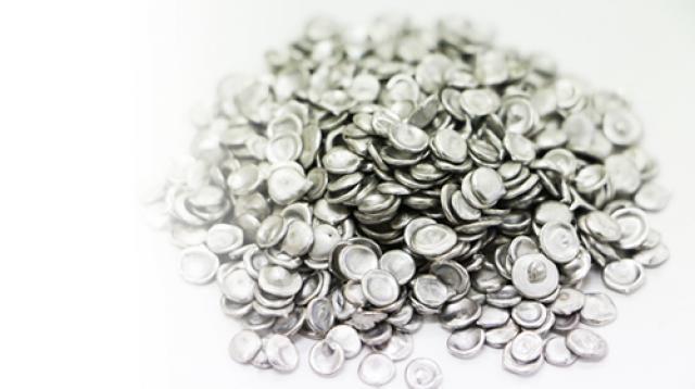 大浦貴金属工業の銀合金
